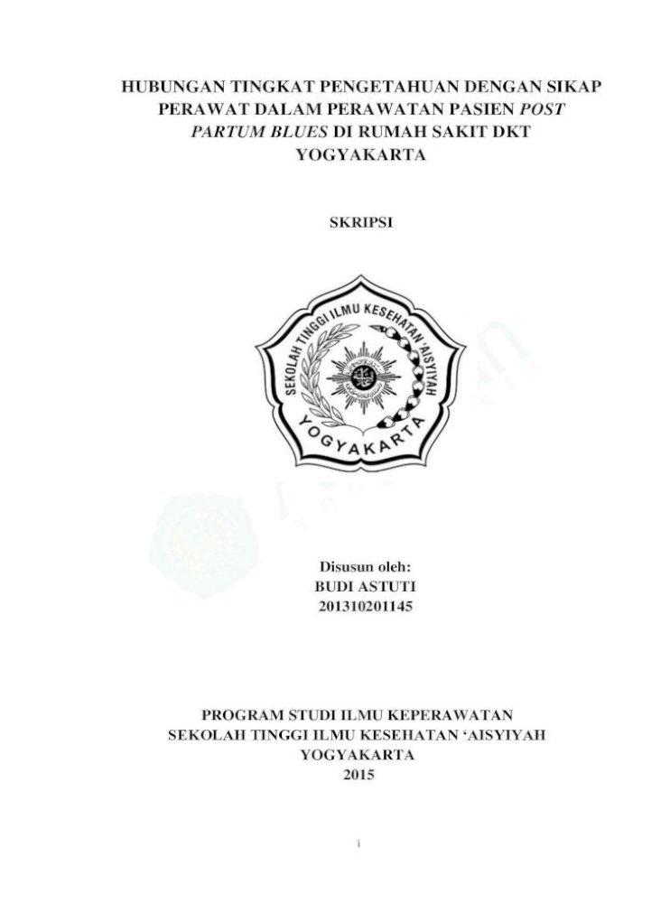 Hubungan Tingkat Pengetahuan Dengan Sikap Hubungan Tingkat Pengetahuan Dengan Sikap Pdf Document