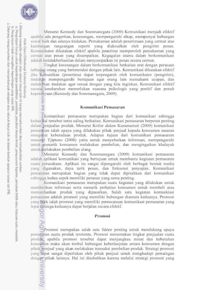 Skripsi Selvi Anggraini Ii Perasaan Dalam Bentuk Pesan Verbal Atau Nonverbal Penting Dalam Pdf Document