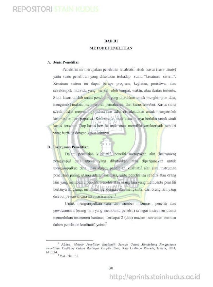 Bab Iii Metode Penelitian A Iii Pdf 2017 03 05 Penelitian Skripsi Diantaranya Adalah Orang Orang Pdf Document